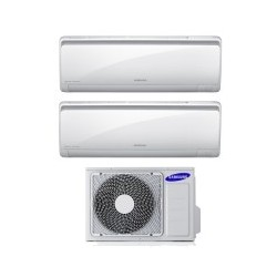 Condizionatore Dual Split Samsung 9000BTU KITDUAL9+9+ROA