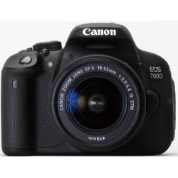 Canon EOS700D1855DC