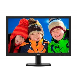 "Monitor Philips 24"" 243V5LHSB"